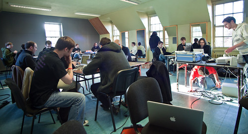 Scottish Game Jam Edinburgh 2013