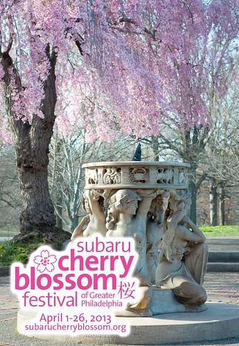 2013 Subaru Cherry Blossom Festival Philadelphia