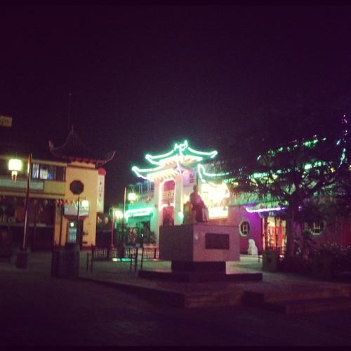 Late Night Chinatown