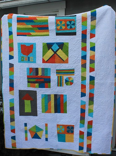Quiltcon Charity Quilt for Austin Children's Shelter