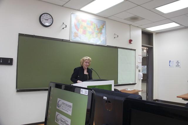 Truman College Public Computer Center Launch