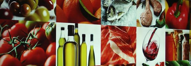 Productos gastronómicos españoles