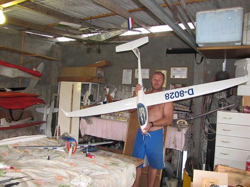 Planador ASW 28 Da montagem aos acertos e vôo 8450488463_d6840bcaec