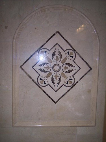 Marble insert design