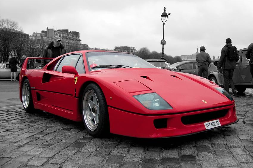1987–92 Ferrari F40