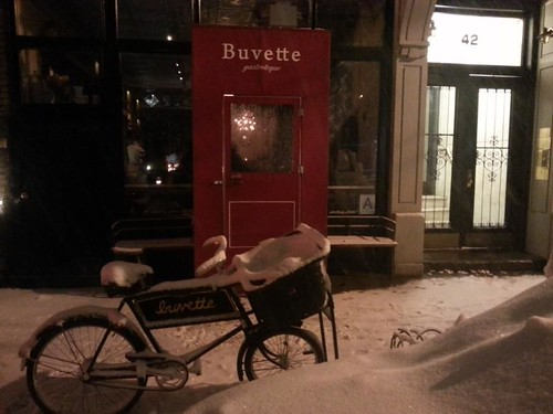 Buvette bar West Village