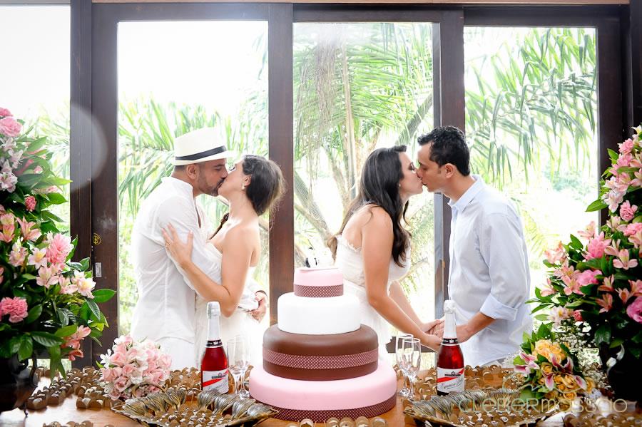 Janaina e Daniel Renza e Gustavo Casamento Duplo em Arujá Sitio 3 irmãos (123 de 195)