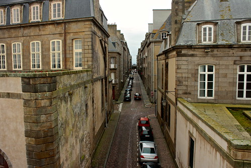 Intra-Muros, Saint-Malo, France