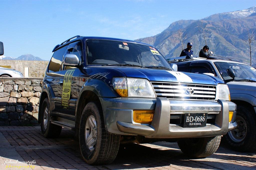 Muzaffarabad Jeep Club Neelum Snow Cross - 8468303283 7e18d35da7 b