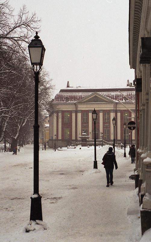 Turku library