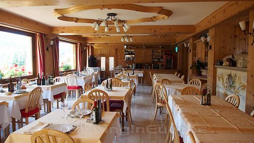 レストラン内部