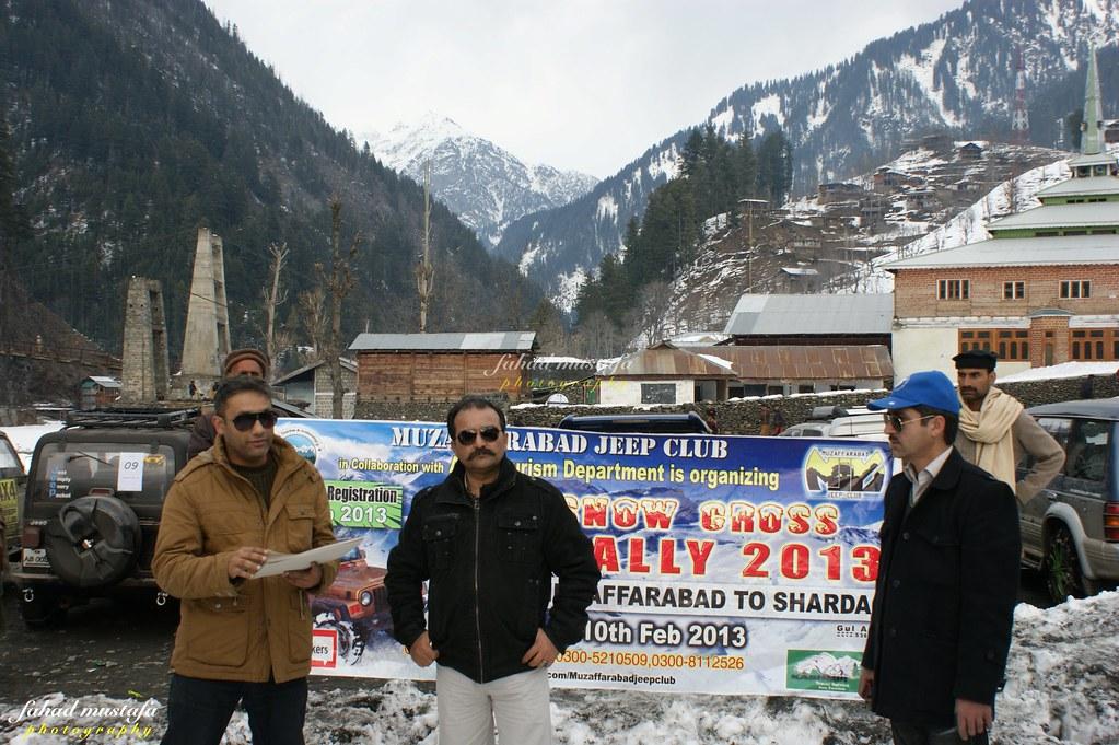 Muzaffarabad Jeep Club Neelum Snow Cross - 8470872189 6101c4cc1e b