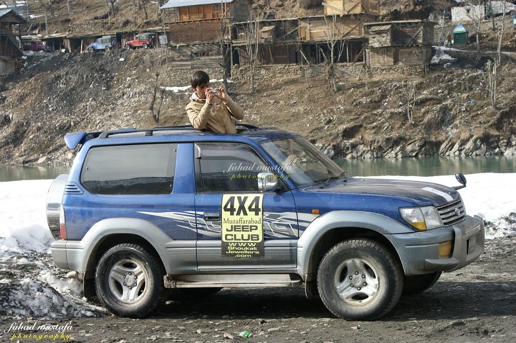 Muzaffarabad Jeep Club Neelum Snow Cross - 8471977692 de234988a1 b