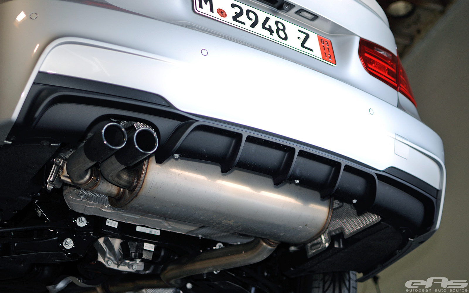 TiAg M Performance F30 328i   BMW Performance Parts & Services
