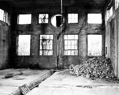 Incinerator, Former Jefferson Davis Hospital, Houston, Texas 1302101349BW