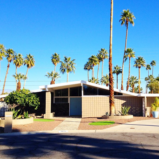 Houses of Palm Springs #5.