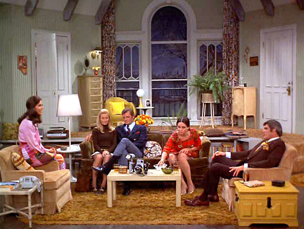 Mary Richards' Bachelorette Pad