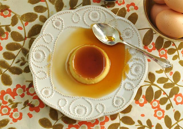 Traditional Flan - Flan de Leche