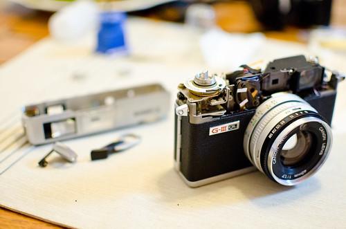 CLA Canonet QL17