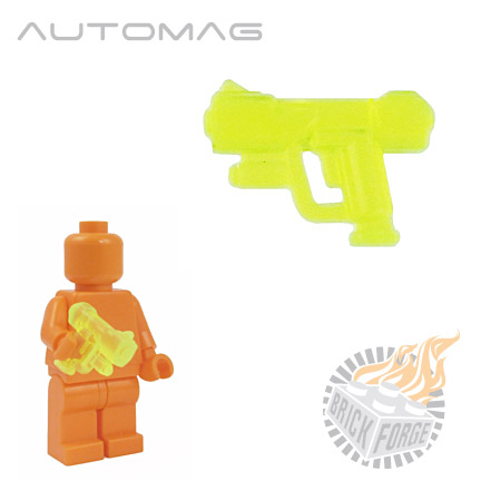 Automag - Trans Neon Green