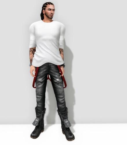 Kokane - Hanged Jeans