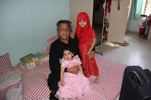 Me And My Photo Shooting Grand Daughters by firoze shakir photographerno1