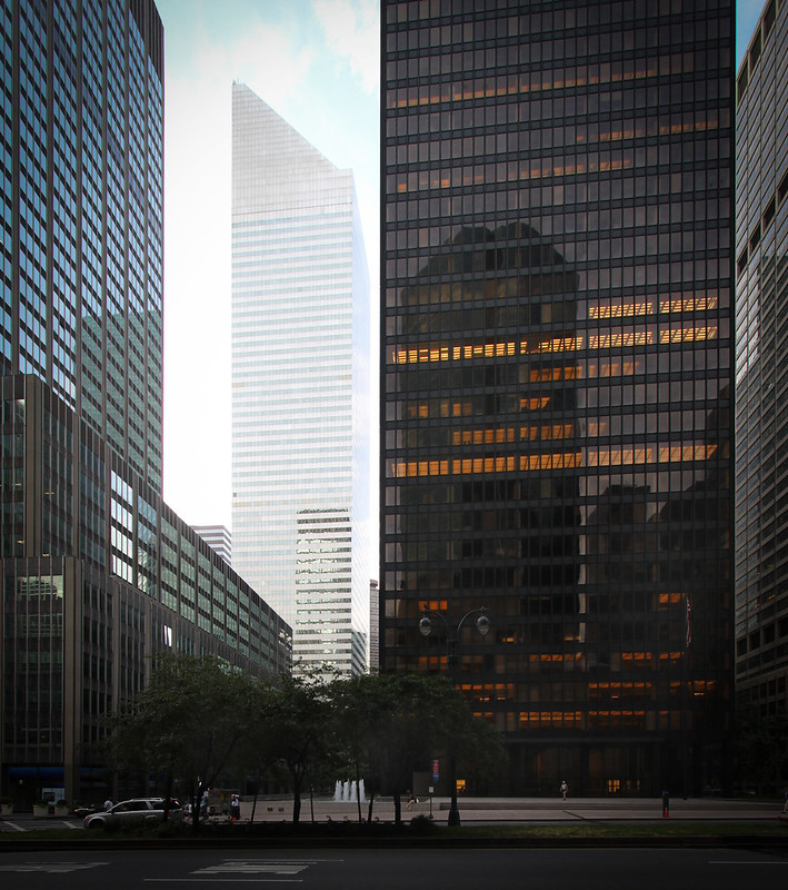 Seagram and Citicorp