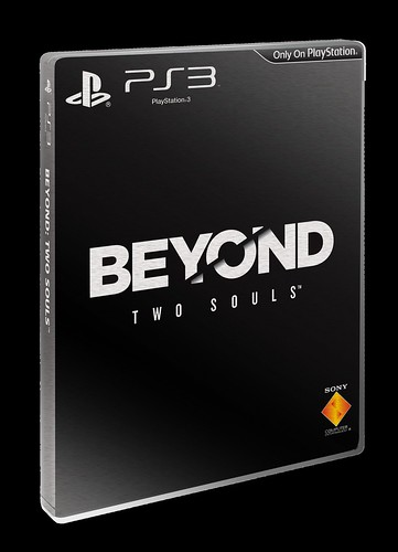Beyond: Two Souls for PS3 Steelbook