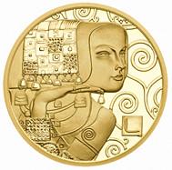 Austria gold 50 euro reverse