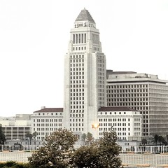 Photo: LA City hall