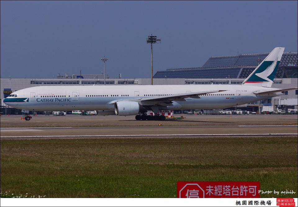 國泰航空B-HNM客機005