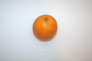 09 - Zutat Bio-Orange / Ingredient orange