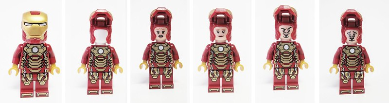 lego iron man 3 malibu mansion attack instructions