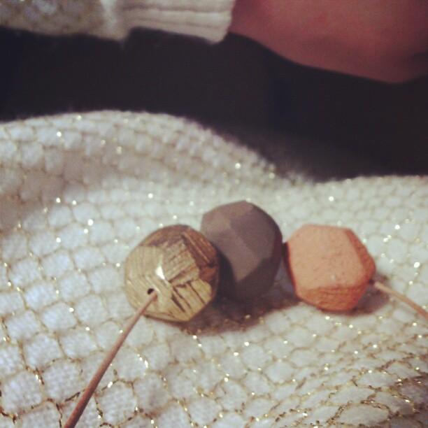 Golden vibes #laccentnou #handmade #golden #etsy