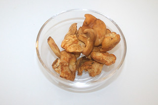 05 - Zutat Pfifferlinge / Ingredient chanterelles