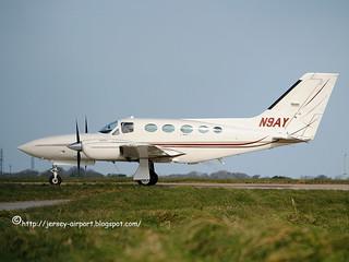 N9AY Cessna 421 Golden Eagle