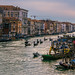 Small photo of Canale Grande seen from Rialto Bridge