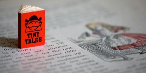 Tiny Thing #93: Tiny Tales Book