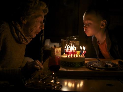 grandmama & wean