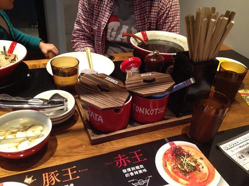 豚王negi拉麵