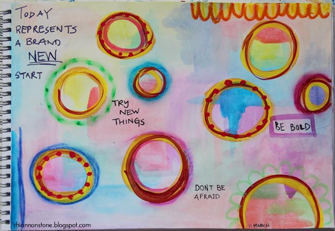 Art Journal Page #24