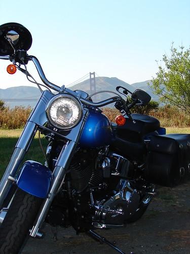Harley Davidson 2002 FLSTFI Fatboy