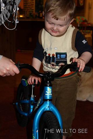will bike