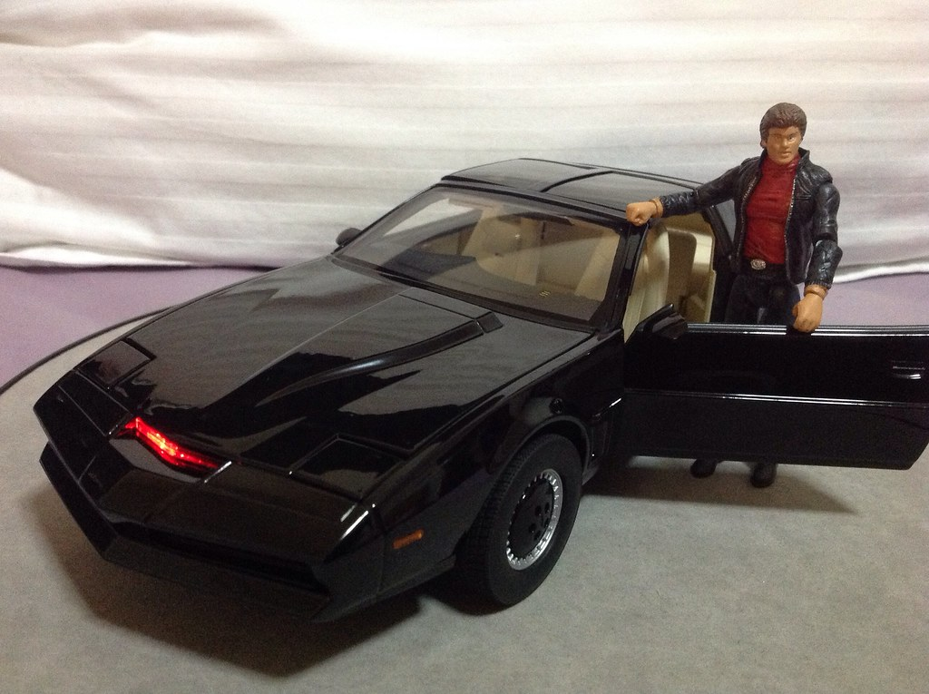 gallery knight rider original car. Black Bedroom Furniture Sets. Home Design Ideas