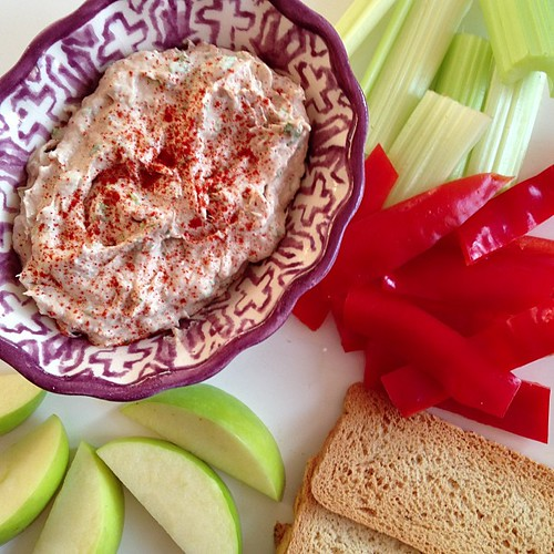 Smoked Tuna Dip - I am Cooking with Love