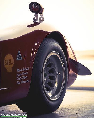 1968 Alfa Romeo T33/2 Daytona by autoidiodyssey