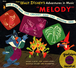Walt Disney's MELODY (1953 - in 3-D)
