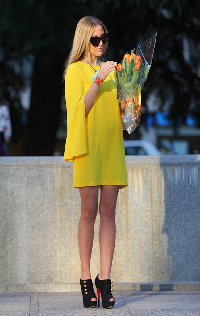 style lover vestido amarillo VII