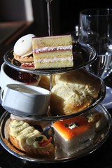 Afternoon Tea @ Chateau Lake Louise