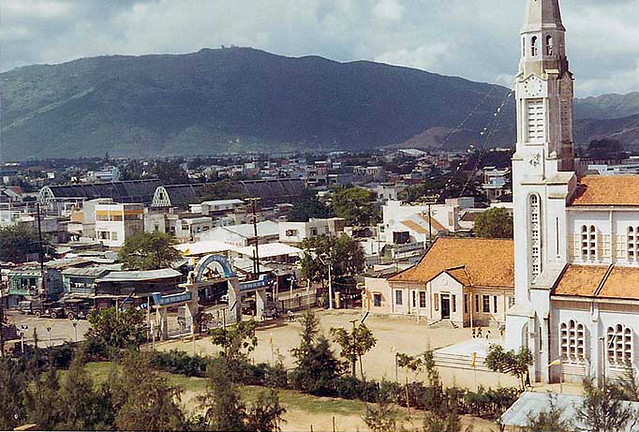 Qui Nhon 1965 - Catholic Church